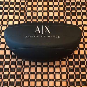AX   Sunglass case